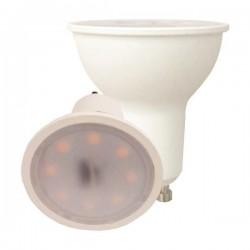 ΛΑΜΠΑ LED SMD GU10 6.5W 4000K 120° 220-240V DIMMABLE