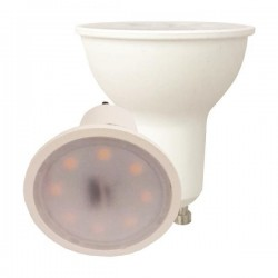 ΛΑΜΠΑ LED SMD GU10 6.5W 2700K 120° 220-240V DIMMABLE