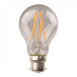 ΛΑΜΠΑ LED ΚΟΙΝΗ CROSSED FILAMENT 9W Β22 3000K 220-240V CLEAR