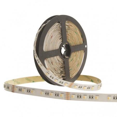 ΤΑΙΝΙΑ LED 5M 10W 24V RGBWW IP68 PRO