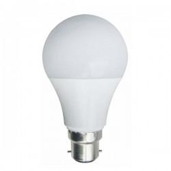 ΛΑΜΠΑ LED ΚΟΙΝΗ 8W B22 2700K 220-240V