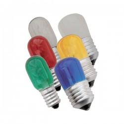 ΛΑΜΠΑ ΝΥΚΤΟΣ LED 1.5W E14 ΚΟΚΚΙΝΗ 220-240V
