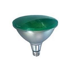 ΛΑΜΠΑ LED SMD PAR 38 IP65 15W E27 ΠΡΑΣΙΝΗ 42V AC/DC