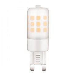 ΛΑΜΠΑ LED SMD 4W G9 6500K 220-240V DIMMABLE