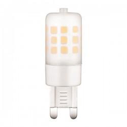 ΛΑΜΠΑ LED SMD 4W G9 4000K 220-240V DIMMABLE