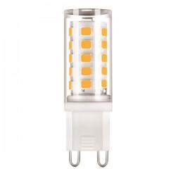 ΛΑΜΠΑ LED SMD 4W G9 3000K 220-240V DIMMER 3 ΣΚΑΛΕΣ