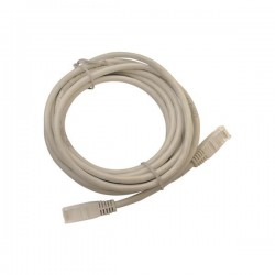 ΚΑΛΩΔΙΟ PATCH CORD  UTP CAT-6e 26AWG GREY  3m