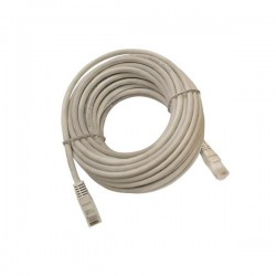 ΚΑΛΩΔΙΟ PATCH CORD  UTP CAT-6e 26AWG GREY 10m