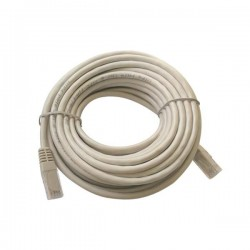 ΚΑΛΩΔΙΟ PATCH CORD  UTP CAT-6e 26AWG GREY 15m