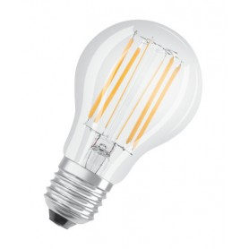 ΛΑΜΠΤΗΡΑΣ LED ΚΛΑΣΙΚΟΣ LED VALUE CLASSIC A 75 CL 8 W/2700K E27