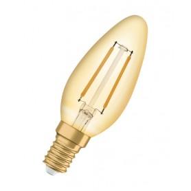 ΛΑΜΠΤΗΡΑΣ LED FILAMENT ΚΕΡΙ Vintage 1906® LED 12 1.5 W/2400K E14