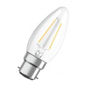 ΛΑΜΠΤΗΡΑΣ LED FILAMENT ΚΕΡΙ PARATHOM® Retrofit CLASSIC B 25 2.5 W/2700K B22d