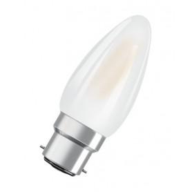 ΛΑΜΠΤΗΡΑΣ LED FILAMENT ΚΕΡΙ PARATHOM® Retrofit CLASSIC B 40 FR 4 W/2700K B22d