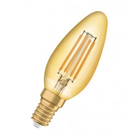 ΛΑΜΠΤΗΡΑΣ LED FILAMENT ΚΕΡΙ Vintage 1906® LED 36 4.5 W/2500K E14