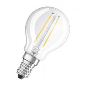 ΛΑΜΠΤΗΡΑΣ LED FILAMENT ΣΦΑΙΡΙΚΟΣ PARATHOM® Retrofit CLASSIC P 25 2.5 W/2700K E14