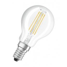 ΛΑΜΠΤΗΡΑΣ LED ΣΦΑΙΡΙΚΟΣ LED VALUE CLASSIC P 40 4 W/2700K E14