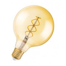 ΛΑΜΠΤΗΡΑΣ LED FILAMENT ΓΛΟΜΠΟΣ Vintage 1906® LED 25 CL 5 W/2000K E27
