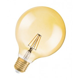 ΛΑΜΠΤΗΡΑΣ LED FILAMENT ΓΛΟΜΠΟΣ Vintage 1906® LED 36 CL 4.5 W/2500K E27