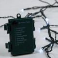 Σειρά LED Μπαταρίας με Χρονοδιακόπτη