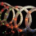 Φωτοσωλήνα LED Δικάναλη με 36 LED Ανά Μέτρο